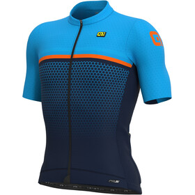 Alé Cycling PR-S Bridge SS Jersey Men, light blue